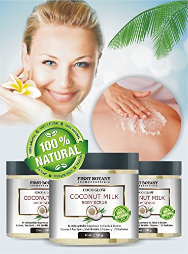 100-Natural-Coconut-Milk-Body-Polish-12-oz-With-Dead-Sea-Salt-and-Vitamin-E-Powerful-Body-Scrub-Exfoliator-and-Daily-Moisturizer-For-All-Skin-Types-0-2