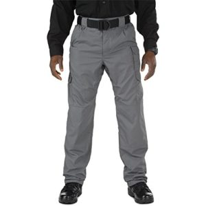 5.11 Tactical Men's Taclite Pro EDC Pants, Storm, 34-Waist/30-Length
