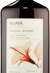 AHAVA Mineral Botanic Velvet Cream Wash, 17 fl oz