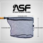 ActionSports-Fishing-Net-4in1-Rubber-Coated-Netting-Magnetic-Quick-Release-Cork-Handle-Safety-Lanyard-Trout-Fishing-Net-Kayak-Fishing-Net-Fly-Fishing-Nets-Lifetime-Guarantee-0-0