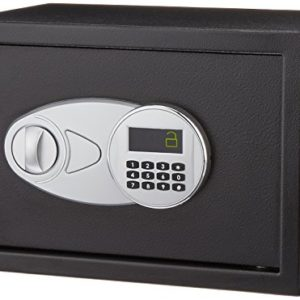 AmazonBasics Security Safe – 0.5-Cubic Feet