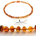 Baltic-Amber-Teething-Necklace-for-Babies-Anti-Inflammatory-Drooling-and-Teething-Pain-Reducing-Natural-Remedy-Polished-Honey-Certified-Baltic-Amber-Beads-0-1