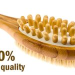 Bath-Blossom-Bamboo-Body-Brush-for-Back-Scrubber-Natural-Bristles-Shower-Brush-with-Long-Handle-Excellent-for-Exfoliating-Skin-Use-Wet-or-Dry-Suitable-for-Men-and-Women-0-1