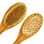 Bath-Blossom-Bamboo-Body-Brush-for-Back-Scrubber-Natural-Bristles-Shower-Brush-with-Long-Handle-Excellent-for-Exfoliating-Skin-Use-Wet-or-Dry-Suitable-for-Men-and-Women-0-3