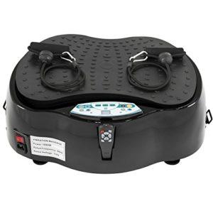 Best-Choice-Products-1000W-Vibration-Platform-Crazy-Fitness-Compact-Machine-0-3