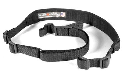 Blue Force Gear Vickers 2-Point Padded Combat Sling, Black