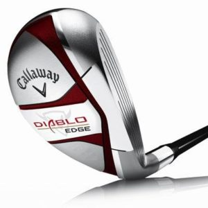 Callaway Diablo Edge 4 Hybrid(Regular,Right-handed,Graphite)