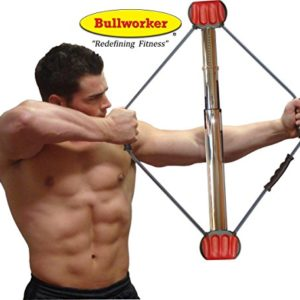 Bullworker – Bow Classic – Isometric Exerciser & Home Exercise Equipment with Free Carrying Case
