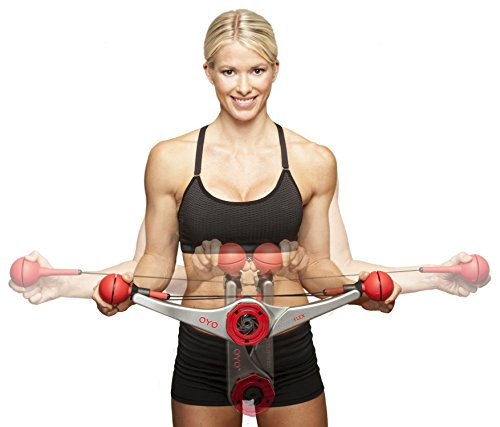 Doubleflex portable home gym for total body workout and