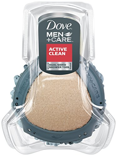 Dove-MenCare-Shower-Tool-Dual-Sided-Pack-of-4-0