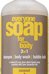 EO Products Coconut and Lemon Everyone Soap, 32 Ounce 3 in 1 — 1 each.