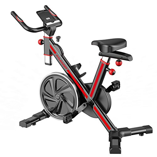 Fitleader-FS1-Stationary-Exercise-Bike-Indoor-Fitness-Workout-Upright-Gym-Cycling-0