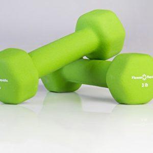 Fitness-Republic-Neoprene-Dumbbell-5-Pairs-Set-3lb5lb8lb10lb-12lb-0-0