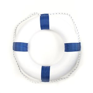Foam Ring Buoy Swimming Pool Safety Life Preserver W/nylon cover – Child