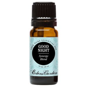 Edens Garden Good Night 10 ml Pure Therapeutic Grade Essential Oil Synergy Blend GC/MS Tested
