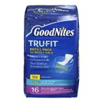 GoodNites-TRU-FIT-Refill-Pack-Disposable-Absorbent-Inserts-for-Boys-Girls-LLX-16-CT-0