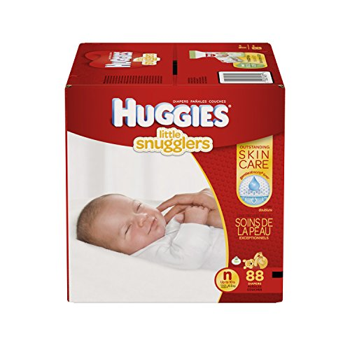 Huggies-Little-Snugglers-Baby-Diapers-Size-Newborn-88-Count-Packaging-May-Vary-0